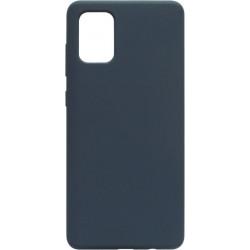 Накладка SA A715 dark blue Soft Case