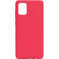 Накладка SA A715 red Soft Case