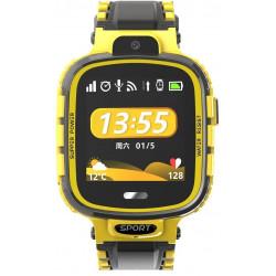 Smart Watch TD-26 Kids IP67 GPS/WiFi/камера black/yellow Гарантия 1 месяц