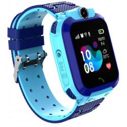 Smart Watch TD-27 Kids IP67 GPS/WiFi/камера blue Гарантия 1 месяц