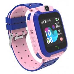 Smart Watch TD-27 Kids IP67 GPS/WiFi/камера pink Гарантия 1 месяц