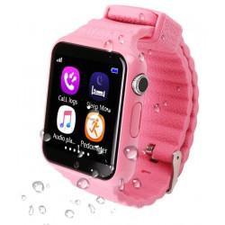 Smart Watch V7k Gsm/Gps/Bluetooth/камера pink Гарантия 1 месяц