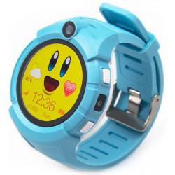 Часы Smart Watch Q360 Light blue Гарантия 1 месяц