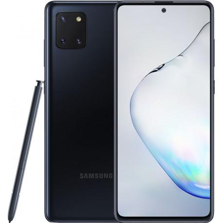 Смартфон Samsung Galaxy Note10 Lite SM-N770F 6/128GB Black UA-UCRF Оф. гарантия 12 мес.