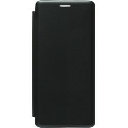 Чехол-книжка SA A715 black Wallet