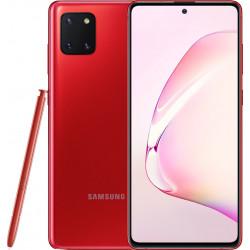 Смартфон Samsung Galaxy Note10 Lite SM-N770F 6/128GB Red UA-UCRF Оф. гарантия 12 мес. + FULL-комплект аксессуаров*