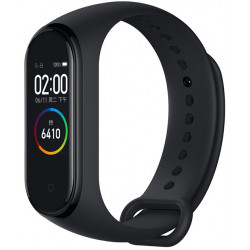 Фитнес-браслет Xiaomi Mi Band 4 black Гарантия 3 месяца