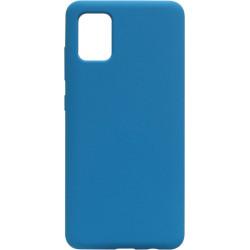 Накладка SA A515 blue Soft Case
