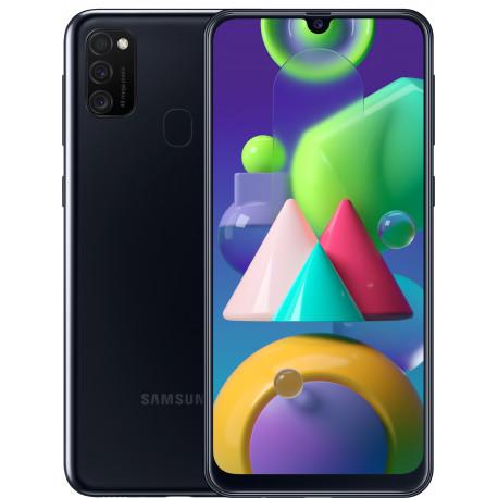 Samsung Galaxy M21 4/64GB Black (SM-M215FZKU) UA-UCRF Гарантия 12 мес.
