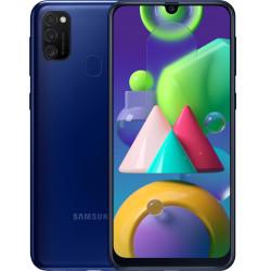 Samsung Galaxy M21 4/64GB Blue (SM-M215FZBU) UA-UCRF Гарантия 12 мес. + FULL-комплект аксессуаров*