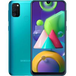 Samsung Galaxy M21 4/64GB Green (SM-M215FZGU) UA-UCRF Гарантия 12 мес. + FULL-комплект аксессуаров*