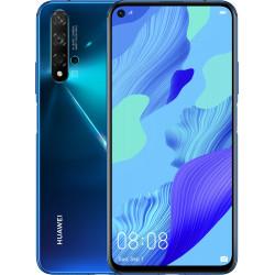 Huawei Nova 5T 6/128GB Crush Blue UA-UСRF Оф. гарантия 12 мес. + FULL-комплект аксессуаров*