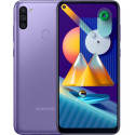Samsung Galaxy M11 3/32GB Violet UA-UCRF Гарантия 12 мес. + FULL-комплект аксессуаров*