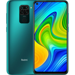 Xiaomi Redmi Note 9 3/64GB Forest Green Европейская версия EU GLOBAL Гар. 3 мес.
