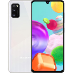 Samsung Galaxy A41 4/64GB White (SM-A415FZWDSEK) UA-UСRF Официальная гарантия 12 мес.