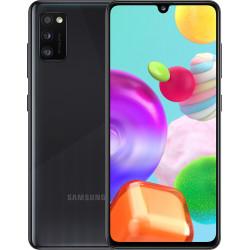 Samsung Galaxy A41 4/64GB Black (SM-A415FZKDSEK) UA-UСRF Официальная гарантия 12 мес. + FULL-комплект аксессуаров*