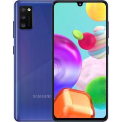 Samsung Galaxy A41 4/64GB Blue (SM-A415FZBDSEK) UA-UСRF Официальная гарантия 12 мес. + FULL-комплект аксессуаров*
