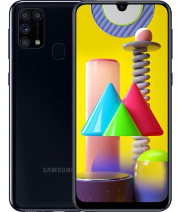 Samsung Galaxy M31 6/128GB Black (SM-M315FZKUSEK) UA-UCRF Гарантия 12 мес.