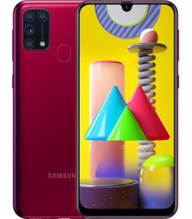 Samsung Galaxy M31 6/128GB Red (SM-M315FZRUSEK) UA-UCRF Гарантия 12 мес. + FULL-комплект аксессуаров*