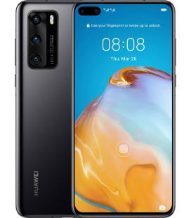 Huawei P40 8/128GB Black UA-UCRF Офиц. гар. 12 мес. + FULL-комплект аксессуаров*