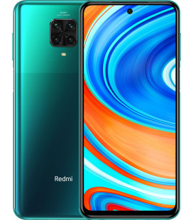 Xiaomi Redmi Note 9 Pro 6/64Gb Tropical Green Европейская версия EU GLOBAL Гар. 3 мес. + FULL-комплект аксессуаров*