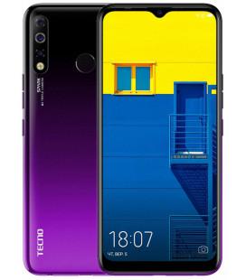 Смартфон Tecno Spark 4 KC2 3/32GB Royal Purple UA-UCRF Оф. гарантия 12 мес. + FULL-комплект аксессуаров*