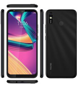 Смартфон TECNO Spark 4 Lite (BB4k) 2/32Gb Midnight Black UA-UCRF Оф. гарантия 12 мес.