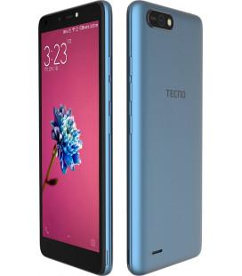 Смартфон TECNO POP 2F (B1F) 1/16GB Dawn Blue UA-UCRF Оф. гарантия 12 мес. + FULL-комплект аксессуаров*