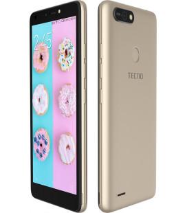 Смартфон TECNO POP 2F (B1F) 1/16GB Champagne Gold UA-UCRF Оф. гарантия 12 мес. + FULL-комплект аксессуаров*