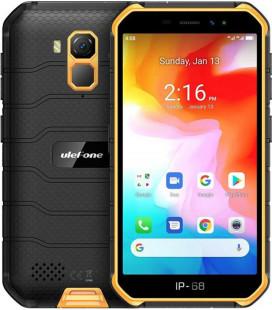 Ulefone Armor X7 2/16GB Orange Европейская версия EU GLOBAL Гар. 3 мес.