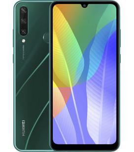 Huawei Y6P 3/64GB Emerald Green UA-UCRF Офиц. гар. 12 мес. + FULL-комплект аксессуаров*