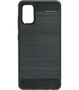Накладка SA A315 black slim TPU PC