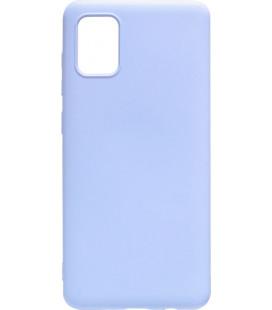 Силикон SA A315 light violet Silicone Case