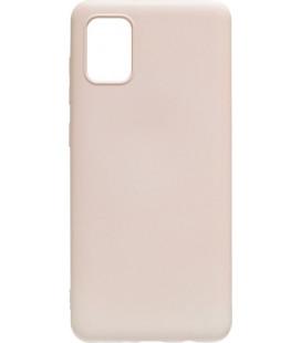 Силикон SA A315 pink sand Silicone Case