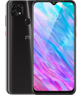 ZTE Blade 20 Smart 4/128Gb Black UA-UCRF Офиц. гар. 12 мес.
