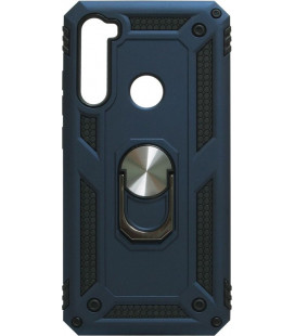 Накладка Xiaomi Redmi Note 8 dark blue Hard Defence Honor New
