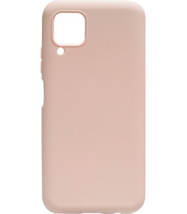Силикон Huawei P40 Lite peach Silicone Case