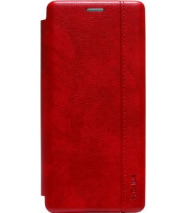 Чехол-книжка Huawei P40 Lite red Leather Gelius