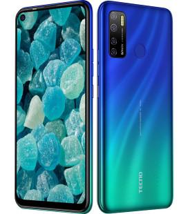 Смартфон Tecno Spark5 Pro (KD7) 4/128Gb DS Seabed Blue UA-UCRF Оф. гарантия 12 мес.