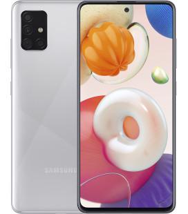 Samsung Galaxy A51 4/64GB Metallic Silver (SM-A515FMSUSEK) UA-UCRF Оф. гарантия 12 мес.