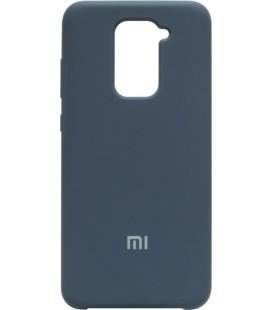 Силикон Xiaomi Redmi Note9 black Silicone Case