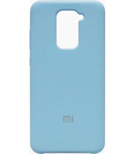 Силикон Xiaomi Redmi Note9 dark blue Silicone Case