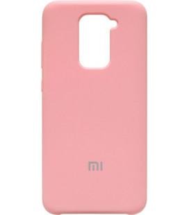 Силикон Xiaomi Redmi Note9 light blue Silicone Case