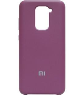 Силикон Xiaomi Redmi Note9 pink Silicone Case