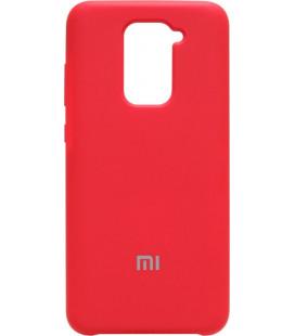 Силикон Xiaomi Redmi Note9 purple Silicone Case