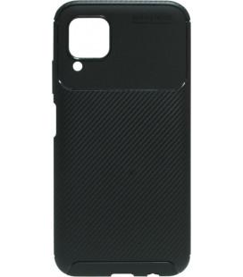 Накладка Huawei P40 Lite black Carbon TPU PC