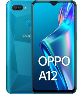 Oppo A12 3/32GB Blue UA-UCRF Оф. гарантия 12 мес. + FULL-комплект аксессуаров*