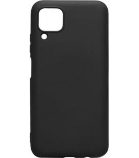 Силикон Huawei P40 Lite/Nova 7i black Silicone Case