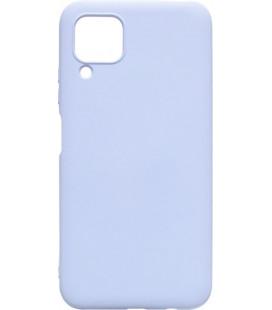 Силикон Huawei P40 Lite/Nova 7i light violet Silicone Case