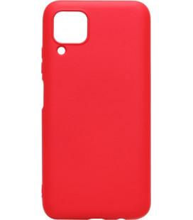 Силикон Huawei P40 Lite/Nova 7i red Silicone Case